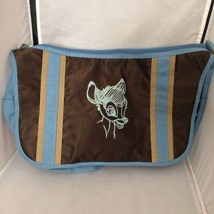 Disney's Bambie messenger crossbody bag